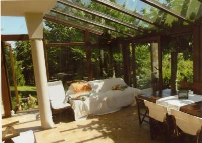 Cierre techo y paredes